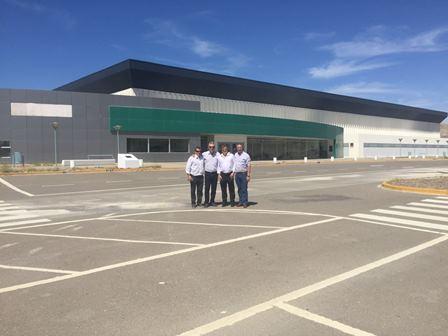 Centro ferial y de convenciones municipales Comodoro Rivadavia web